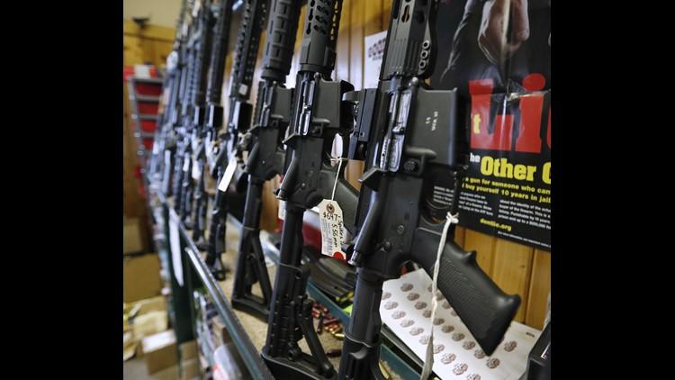 Federal judge upholds Massachusetts ban on AR-15, large