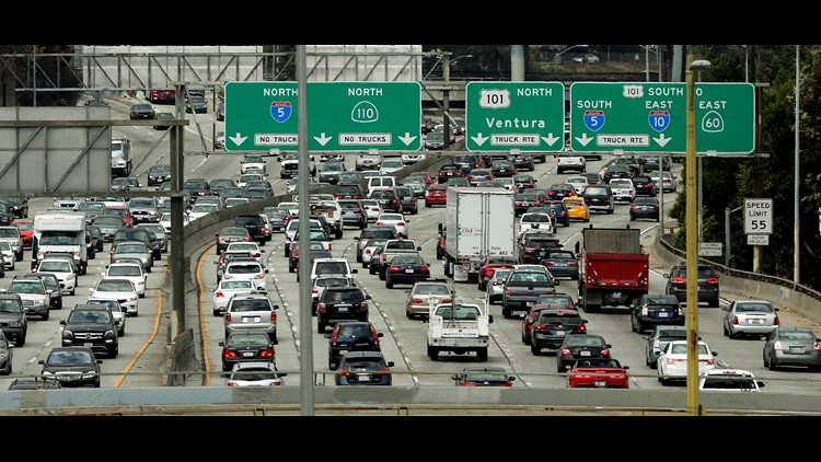 As the Environmental Protection Agency seeks to relax emissions standards, Californians worry about being able to breathe