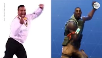 'Carlton' is suing makers of 'Fortnite' for ripping his signature dance move