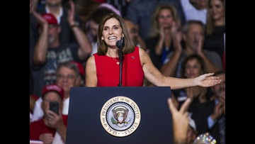 Rep. Martha McSally will be appointed to John McCain's Senate seat