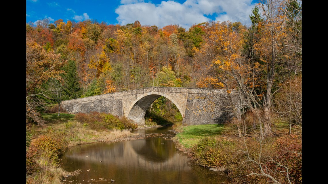 50 state road trip: Beautiful scenic drives around the US