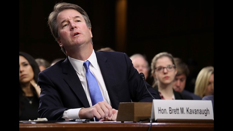 Bett Kavanaugh Confirmation Hearing