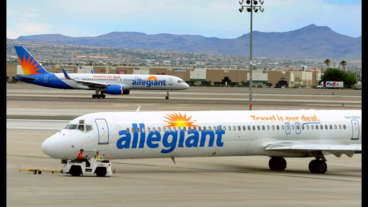 Based Allegiant Air under fire after 60 Minutes' report raises safety concerns