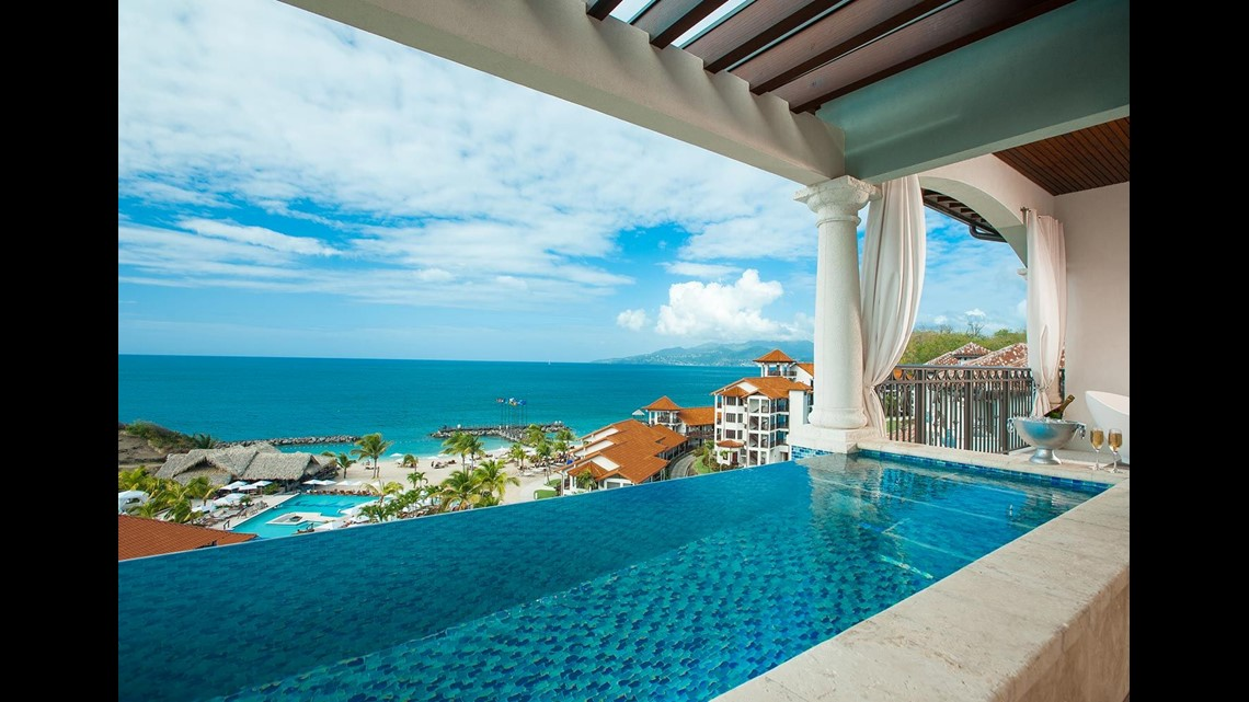 10 Caribbean resorts with awesome water parks   11alive com