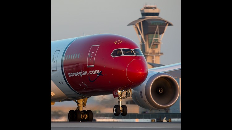 Norwegian Air\'s route map expands to Brazil | 11alive.com