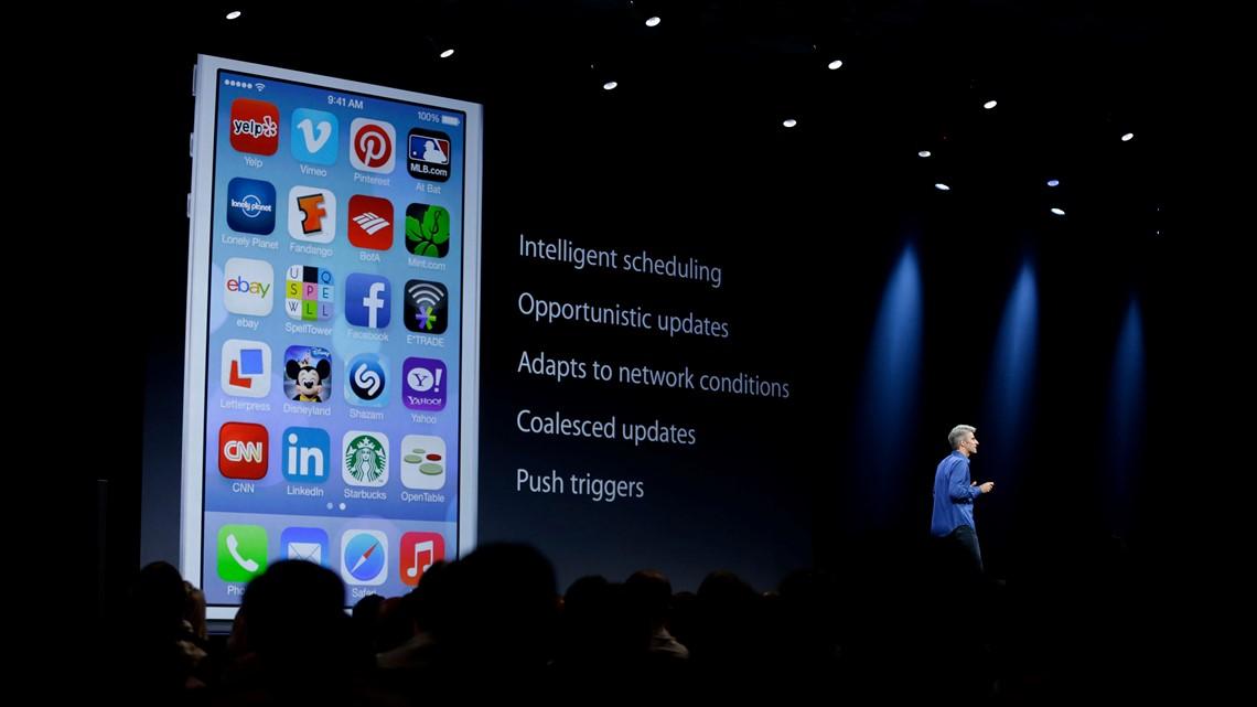 Recap: Apple unwraps next iPhone iOS at WWDC | 11alive com
