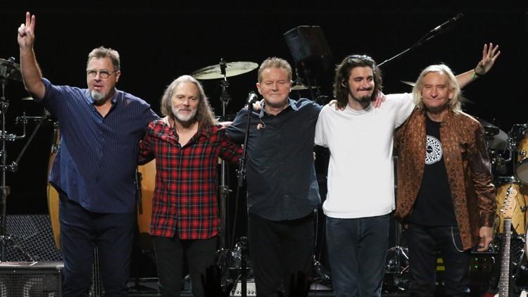 Eagles to bring 'Hotel California' tour to Atlanta