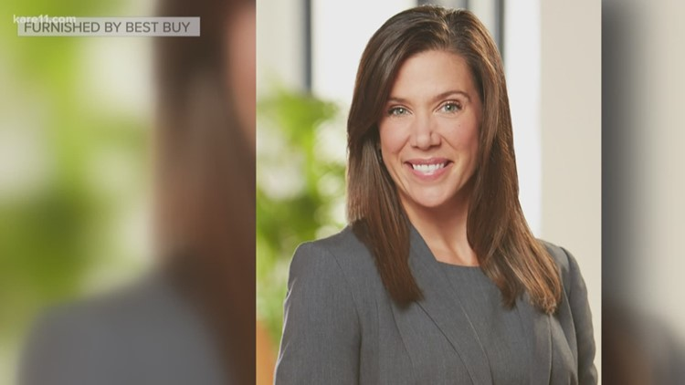 Best Buy names Corie Barry as its new CEO