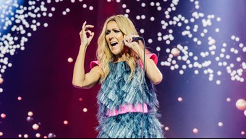 Celine Dion is coming to Atlanta in January
