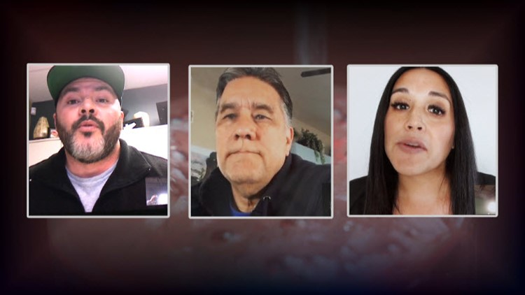 Three of the people from across the country who paid thousands but say they got nothing.