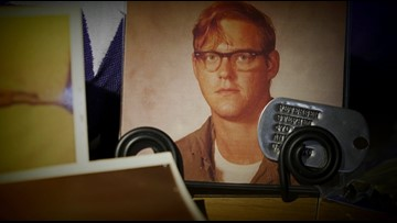 He served his country: How his family believes a Vietnam War parasite killed him 46 years later