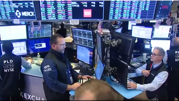 Dow Jones Industrial Average hits 29,000 for the first time ever