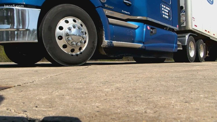 Truck driving shortage to hit home for everyone