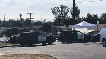 Multiple people dead including three children after shooting in San Diego