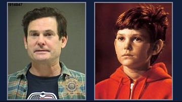 Henry Thomas, former child star of 'E.T.' arrested for driving under the influence