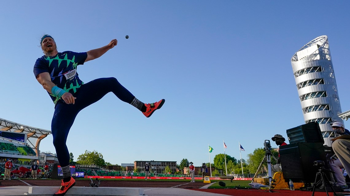 World record shattered on Day 1 of US Olympic Track and Field trials