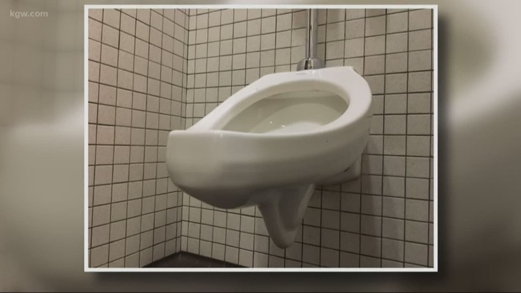 Urinals banned from newly remodeled Portland building