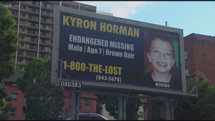 8-year anniversary of Kyron Horman's disappearance