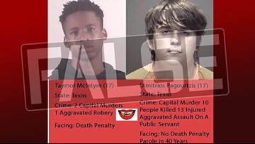 VERIFY: Is a 17-year-old from Texas facing the death penalty?