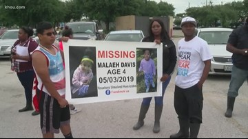 'We know she's still missing' | Stepfather in Maleah Davis case due back in court