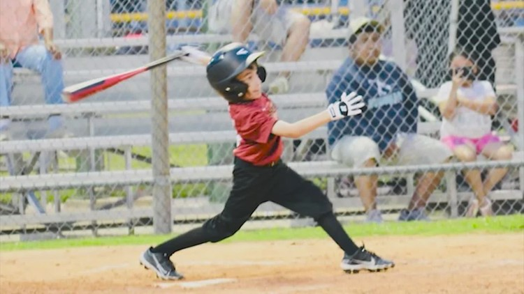 'I proved my doctors wrong' | Pee Wee slugger with rare bone disorder is a star on and off the field