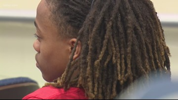 Teen won't be able to walk at graduation unless he cuts his dreadlocks