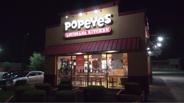 Man pulls gun on Popeyes employees after learning they're out of chicken sandwiches: police