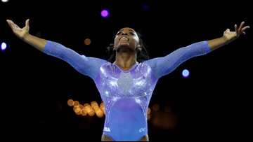 Simone Biles to toss ceremonial 1st pitch for Game 2 of the World Series