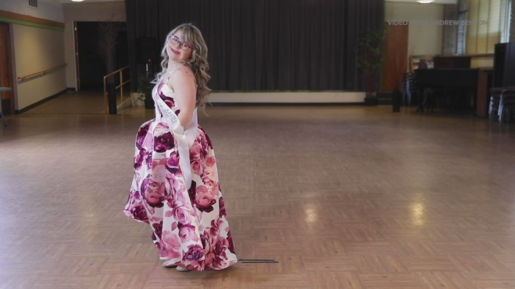 Seattle teen to be first Miss Washington Teen USA contestant with Down syndrome