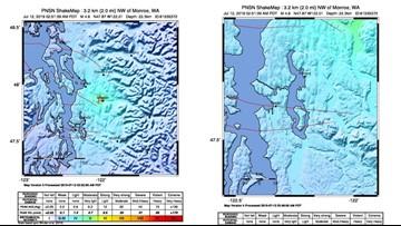 4.6 earthquake near Monroe felt as far away as Olympia, Wenatchee