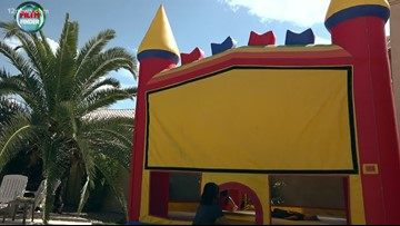 Filth Finder: How dirty is that bounce house your kid is jumping in?