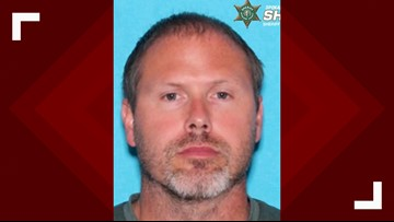 Stabbing suspect who triggered AMBER Alert died of self-inflicted gunshot wound, police say