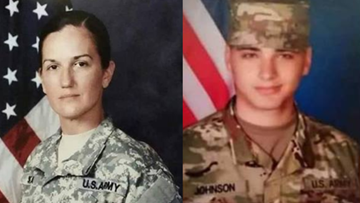 2 U.S. soldiers killed while serving in Kuwait to return home