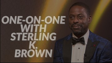 'Fans are going to be upset'   Sterling K. Brown dishes on 'This Is Us' fall finale
