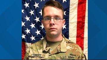 U.S. Army soldier, 21, dies in Afghanistan