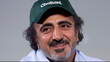 Chobani pays off $85,000 of yet another school's lunch debt