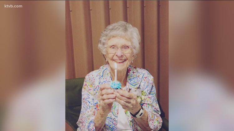 Idaho woman celebrates her 103rd birthday!