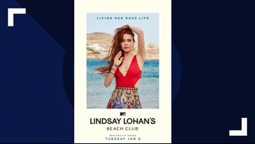 Nightclub hostess gets tough love from Lindsay Lohan on MTV beach club reality show