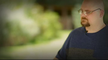Confession changes life of man who once considered school shooting