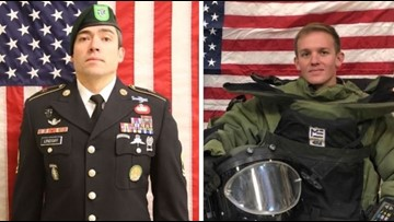 2 Fort Carson-based soldiers killed in combat in Afghanistan