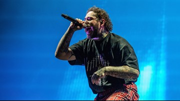 Post Malone is coming to the Atlanta area