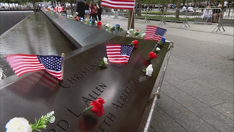 20 years after 9/11, the impact of the attacks can still be felt