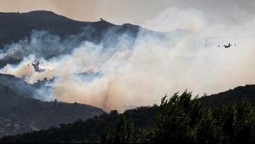 Saddleridge Fire burning near Sylmar chars 4,700 acres