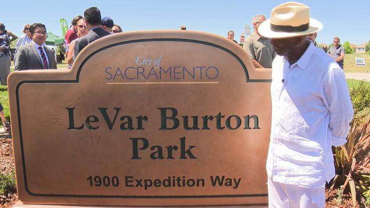 LeVar Burton Park