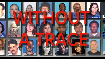 WITHOUT A TRACE: Dozens of East Texans missing with no evidence left behind