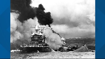 Sailor killed on USS Oklahoma in Pearl Harbor identified 77 years after attack