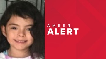 AMBER Alert issued for 8-year-old New Braunfels girl