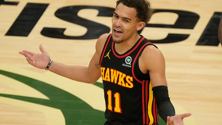 Atlanta's Trae Young apparently not happy with Team USA Olympic snub