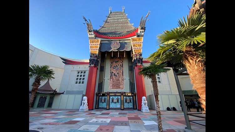 The Chinese Theater will be home of Mickey and Minnie's first ride. (Photo by Summer Hull/The Points Guy.)