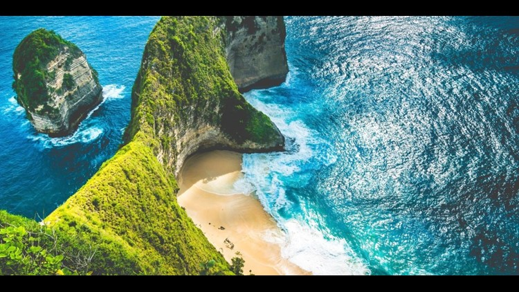 The beauty of Bali. (Photo by Getty Images)